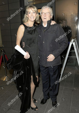 William Roache with girlfriend Emma Jesson