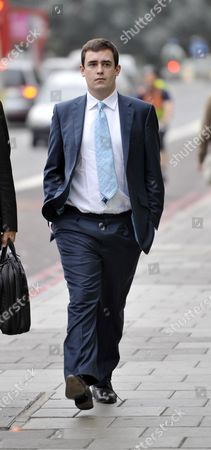 Nicholas Hewitt Birtles Arrives At Highbury Magistrates Court Today Before Pleading Guilty To Drugs Charges. The Son Of The Former Health Secretary Patricia Hewitt Has Been Charged With Possession Of Cocaine. Nicholas Hewitt Birtles Whose Father Is Judge William Birtles Appeared In Court After He Was Charged With Possession Of The Class A Drug. Pictures By Glenn Copus