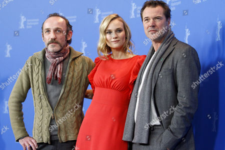 Diane Kruger, Sebastian Koch, Karl Markovics