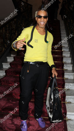 Editorial picture of Vivienne Westwood launches 'Get a Life' Palladium Jewellery Collection at The Wallace Collection, London, Britain - 18 Feb 2011