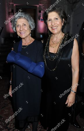 Mrs B Browns aka Joan Burstein and Caroline Burstein