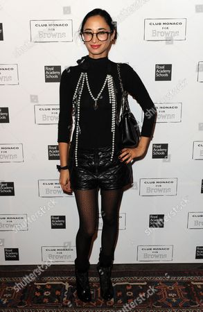 Editorial image of Launch of Club Monaco For Browns, Royal Academy of Arts, London, Britain - 19 Feb 2011