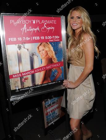 Playboy Playmate Mss March 2011 Ashley Mattingly
