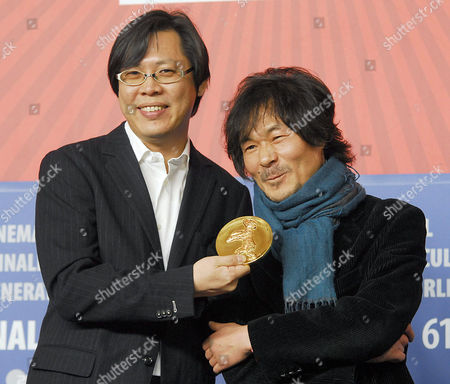Editorial picture of Golden Bear winners press conference at the 61st Berlinale Film Festival, Berlin, Germany  - 19 Feb 2011