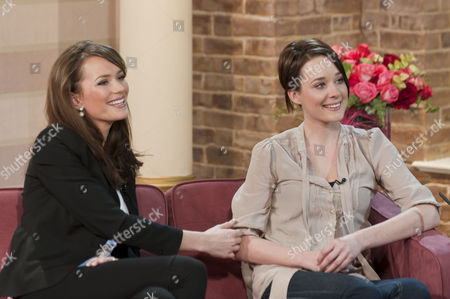 Lucy Clarkson and Sian Selby