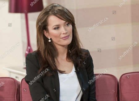Editorial photo of 'This Morning' TV Programme, London, Britain. - 21 Feb 2011