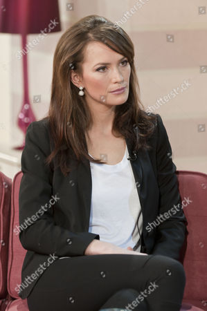 Editorial image of 'This Morning' TV Programme, London, Britain. - 21 Feb 2011