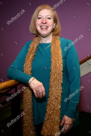 Editorial photo of Gail Renard promoting her book 'Give Me A Chance' at at Waterstones, Staines, Britain - 19 Feb 2011