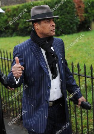 Prince Rodney, former British Light Middleweight Champion