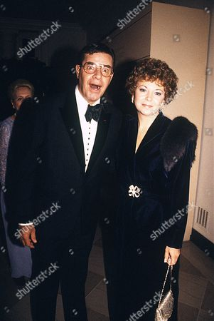 Jerry Lewis and wife SanDee Pitnick