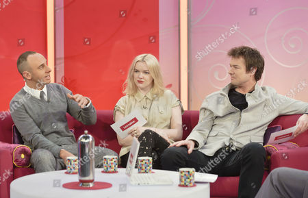 Editorial image of 'Lorraine Live' TV Programme, London, Britain - 23 Feb 2011