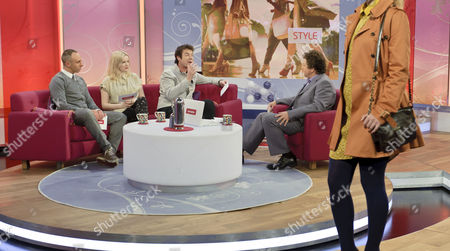 Editorial picture of 'Lorraine Live' TV Programme, London, Britain - 23 Feb 2011