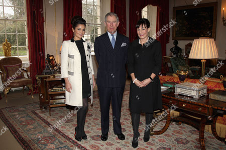 Editorial picture of Cheryl Cole Announces Charity Foundation With The Prince's Trust, Clarence House, London, Britain - 22 Feb 2011