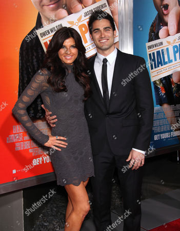 Stock Image of Tyler Hoechlin & Rachele Brooke Smith