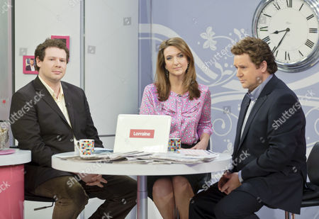 Editorial picture of 'Lorraine Live' TV Programme, London, Britain. - 24 Feb 2011