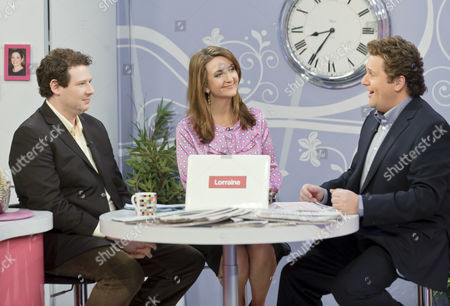 Editorial image of 'Lorraine Live' TV Programme, London, Britain. - 24 Feb 2011