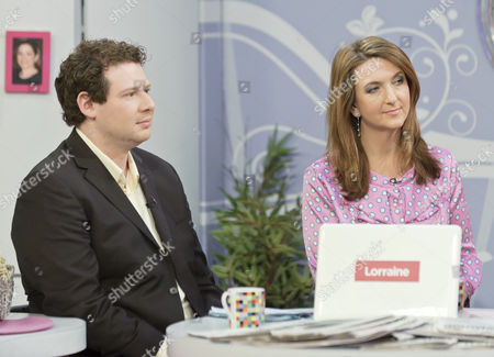 Stock Photo of Olly Mann and Victoria Drebyshire