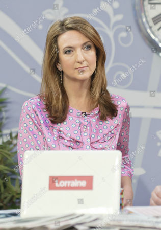 Editorial photo of 'Lorraine Live' TV Programme, London, Britain. - 24 Feb 2011