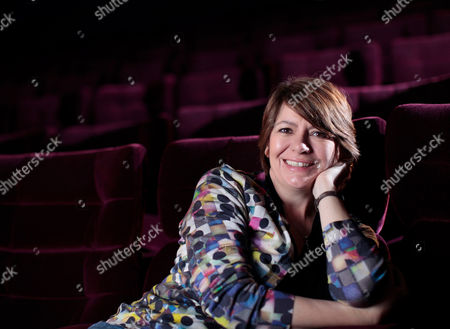 Editorial photo of Kathryn Jacob, chief executive officer of Pearl & Dean  at The Apollo Cinema, Piccadilly, London, Britain - 21 Jan 2011