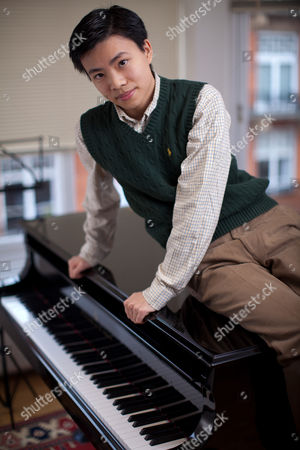 Stock Photo of Kit Armstrong