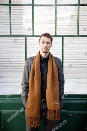 Stock Picture of Martin Sandbu