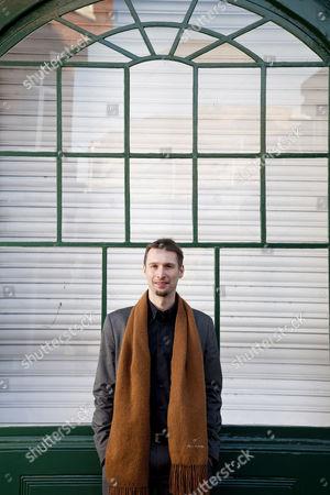 Editorial photo of Martin Sandbu, Economics leader writer for the Financial Times, Borough, London, Britain - 31 Jan 2011