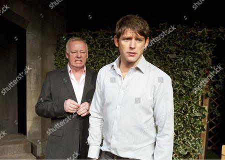 Les Dennis (Jason), Christopher Coghill (Charlie)