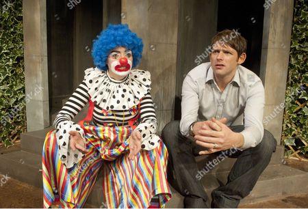 Helen Mortimer (Marsha), Christopher Coghill (Charlie)