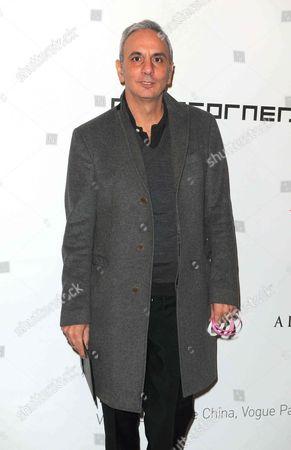 Editorial image of Vogue Talent Corner, Milan, Italy - 23 Feb 2011