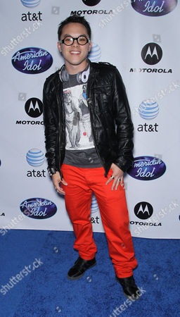Editorial picture of American Idol top 24 semi-finalists, Hollywood, Los Angeles, America - 24 Feb 2011