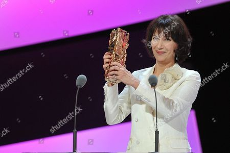 Editorial image of 36th Cesar French Film Awards, Paris, France - 25 Feb 2011