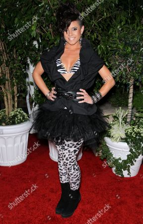 Editorial image of QVC Red Carpet Style Party, Los Angeles, America - 25 Feb 2011