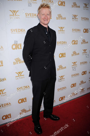 Editorial picture of OK! Magazine and BritWeek Oscar Pre-Party, The London Hotel in West Hollywood, Los Angeles, America - 25 Feb 2011