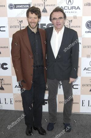 Danny Boyle & Aron Ralston
