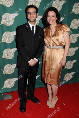Josh Fox and Trish Adlesic