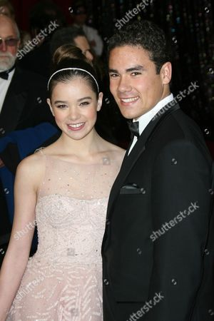 Hailee Steinfeld and brother Griffin Steinfeld