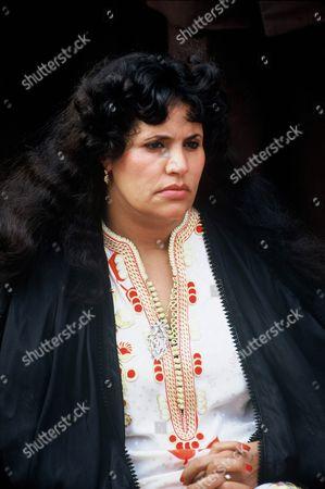 Stock Photo of Safia Farkash
