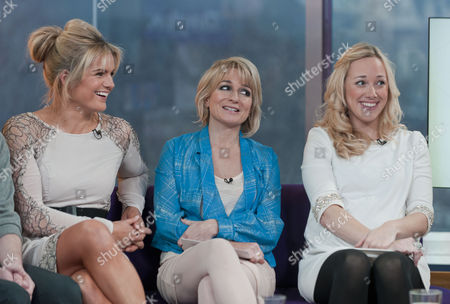 Editorial photo of 'Daybreak' TV Programme, London, Britain - 28 Feb 2011