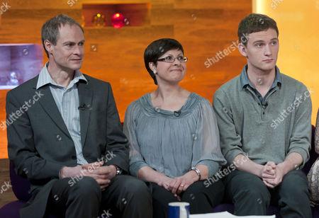 Editorial photo of 'Daybreak' TV Programme, London, Britain - 28 Feb 2011