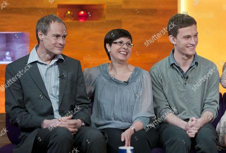 Editorial image of 'Daybreak' TV Programme, London, Britain - 28 Feb 2011