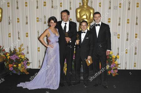 Mila Kunis, Shaun Tan, Andrew Ruhemann & Justin Timberlake