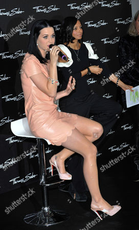 Editorial photo of Thomas Sabo Press Conference, Munich, Germany - 26 Feb 2011