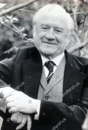 The Late Irish Actor Cyril Cusack (died 10/93)
