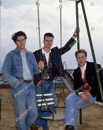 Stock Photo of Breathe - Marcus Lillington, Ian Spice and David Glasper