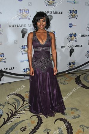 Editorial photo of 21st Annual 'Night of 100 Stars' Gala celebrating the 80th Annual Academy Awards, Beverly Hills Hotel, Los Angeles, America - 27 Feb 2011