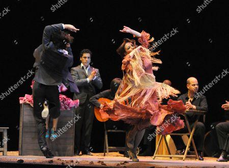 'Cuando Yo Era' performed by Eva Yerbabuena