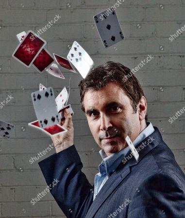 Marvin the Magician aka Marvin Berglas.