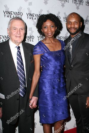 John Kander, Sharon Washington, Forrest McClendon