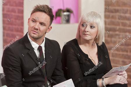 Jamie Stevens and Jayne Lewis-Orr