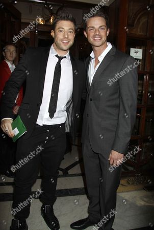 Duncan James and Brian Fortuna
